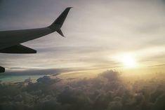 Bye bye Florida.  #Florida #united  #plane  #sunrise  #air #sonyalpha  #a6500  #wing