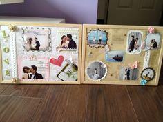 Wedding boards