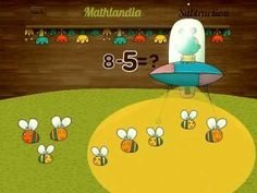 Mathlandia - iPad educational math game for babies/kids/toddlers