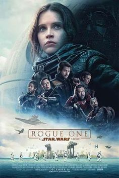 New films: Rogue One: A Star Wars Story (Felicity Jones), Collateral Beauty, The Grace of Jake, Neruda, Solace