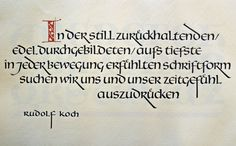 Master typographer Hermann Zapf died on Thursday, June 4, 2015, at his home in Darmstadt, Germany. He was 96. The obituary from the New York Times can be read at: http://www.nytimes.com/2015/06/10/arts/design/hermann-zapf-96-dies-designer-whose-letters-are-found-everywhere.html?_r=0 Posted here are a few of the alphabets and pages of calligraphy that Zapf designed between 1939 and 1941, cut in metal by August…
