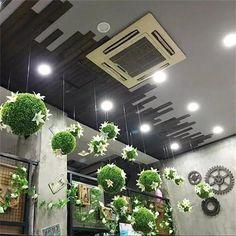 Fake Plants, Artificial Plants, Indoor Plants, Backyard Garden Design, Backyard Landscaping, Boxwood Topiary, Scandinavian Interior Design, Learning Spaces, Dream Home Design