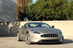 Aston Martin DB9 from Cars and Coffee Irvine — RallyWays Quickblog