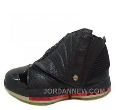 http://www.jordannew.com/air-jordan-nike-16-xvi-retro-baskets-noir-free-shipping.html AIR JORDAN NIKE 16 XVI RETRO BASKETS NOIR FREE SHIPPING Only $76.00 , Free Shipping!