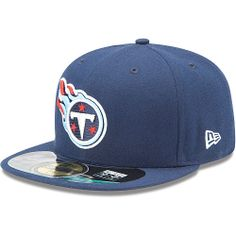 3753b449f3c Find Tennessee Titans Adult New Era Sideline Fitted Hat today at Modell s  Sporting Goods. Shop online or visit one of our stores to see all the NFL  ...