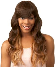 BRAZILIAN TRESS WIGSFUTURA SINTHETIC HAIR WIGPERUVIAN WAVE WIG 1B ** You can get additional details at the image link. (This is an affiliate link) #HairWigs