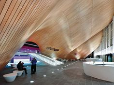 Theatre and Concert Hall Kristiansand ALA Architects
