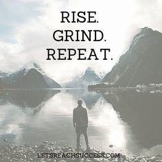 grind quotes - let's reach success