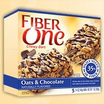 Safeway Just for U members get free samples, like this box of Fiber One bars.  Log in to claim yours or read on about how their free club membership will save you time & money!