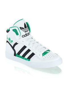 wholesale dealer e2267 5a91d Adidas Originals EXTABALL W LEATHER - weiss - Gratis Versand  Schuhe   Sneaker  Online