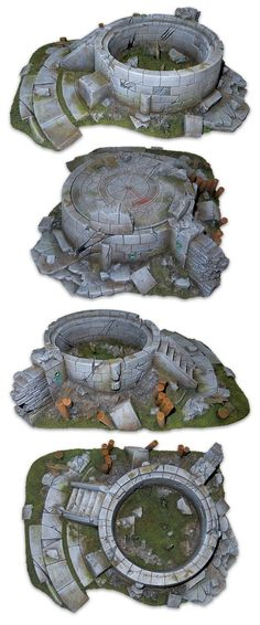 fantasy game terrain props - Google-Suche