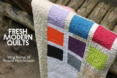 r0ssie (fresh modern quilts)