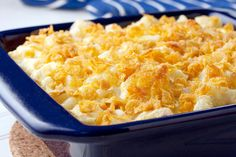Want some down-home, Southern-style chow on your table? Then you have to try our Southern Potato Bake. Dish up hearty portions of this hot and hearty potato casserole and enjoy, y& Potato Rice, Potato Casserole, Casserole Recipes, Potato Dishes, Veggie Dishes, Side Dish Recipes, Side Dishes, Dinner Recipes, Sheet Pan Suppers