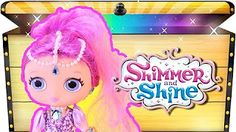 Treasure Chest Surprise Toys - YouTube  In this fun #DIY  video, we show you how to make your very own Shimmer and Shine Shimmer Doll. #shimmerandshinetoys #shimmerandshinecrafts #diydolls #diyshimmerandshine
