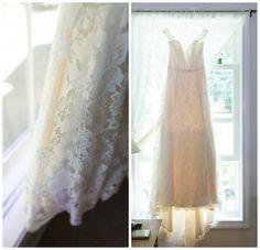lace wedidng dress
