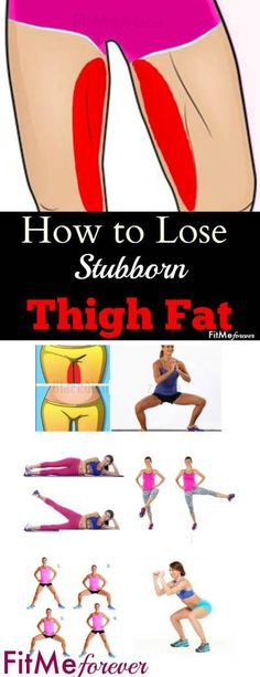 How to Get Rid of Inner Thigh Fat - 10 Best Exercises