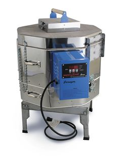 Color Melter 3000 Crucible - Color Melter 3000 - Ceramic And Other Kilns - Kilns - Watch Our Video
