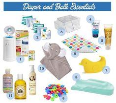 Together In Love- Minimalist Newborn Essentials Just the basics ...