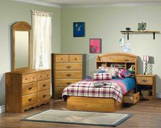 Twin Size Bedroom Furniture Sets
