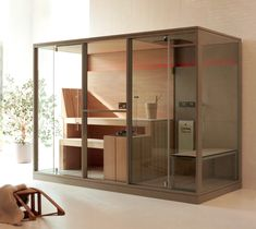 MID SAUNAS+HAMMAM SYSTEMS combines a sauna and a Hammam in a space of just 3 metres, a triumph of design. A complete system incorporating a sauna and … Continue reading →