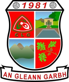 Glengarriff GAA Club Crests, Cork, Passion, Life, Family Crest, Corks
