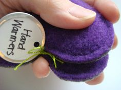 Accessories for Homebodies + Adventurous Souls by WormeWoole Teacher Appreciation Gifts, Teacher Gifts, Pocket Hand Warmers, Rice Bags, Vanilla Cream, Purple Hearts, Felt Hearts, Fun To Be One, Hostess Gifts