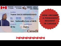 Canada Immigration - YouTube Migrate To Canada, Motivate Yourself, No Worries, Dreaming Of You, How To Become, Student, Motivation, Youtube, College Students