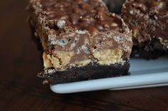 brownie recipe with Reese's