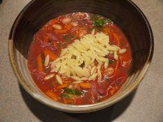 Mediterranean Harissa Stew with Yams