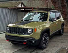 New Jeep Renegade - New app for your Jeep. Jeep Warning Lights in App Store