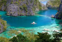 Oyster Bay, Palawan, Philippines