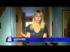 Ghost Entity Attacks News Crew On Camera