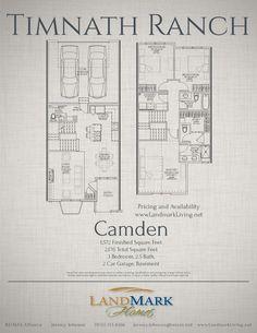 Camden Floor Plan Livng Room, Camden, Roads, Floor Plans, Autumn, River, Flooring, How To Plan, Road Routes