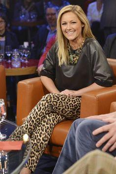 Helene Fischer bei der NDR-Talkshow