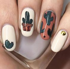Best Acrylic Nails, Acrylic Nail Designs, Gorgeous Nails, Pretty Nails, Succulent Nails, Western Nails, Country Nails, Cow Nails, Zebra Nails