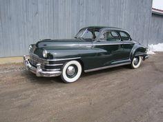 1947 Chrysler Windsor Coupe