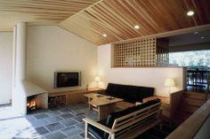 奥庭の家 横内敏人建築設計事務所