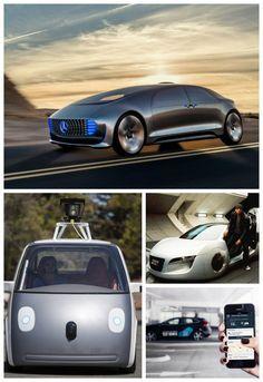 Technological cars