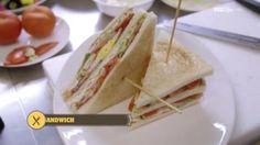 Club Sandwich di Antonino Cannavacciuolo