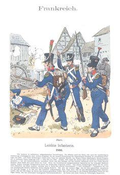 Band IX #55 - Frankreich Leichte Infanterie 1806