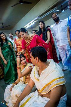 Malayali wedding in Mumbai....