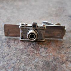 Camera Tie Clip