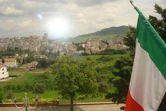 Grandma Maria's Hometown.  A beautiful idyllic town in Italy: Tricarico