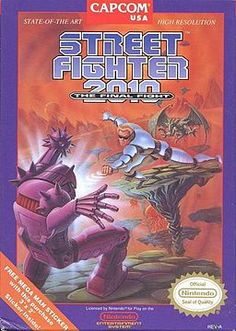 Street Fighter 2010: The Final Fight, NES, Capcom