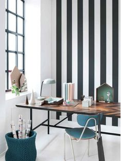 Vertigo Wallpaper design by Ferm Living