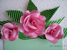 patterns for floral pop up cards - Google Search