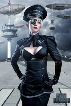 Blackmirror Design -- more at --> http://pinup-fashion.de/7942/blackmirror-design-handmade-gothic-steampunk-mode-aus-london/