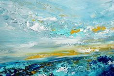 Abstract Wall Art Abstract Landscape Abstract Painting