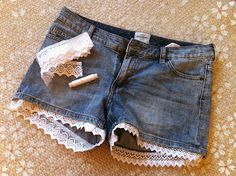 Charismatique: DIY for shorts, skirts and everything...