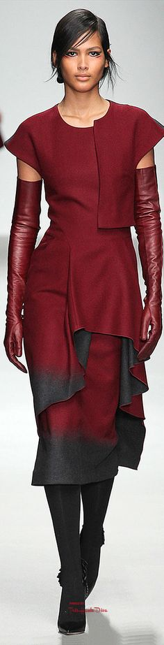 Jean-Pierre Braganza Autumn/Winter 2015-16 Ready-To-Wear